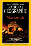 Cover of the January 1996 National Geographic Magazine
