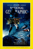 Cover of the December  1987 National Geographic Magazine