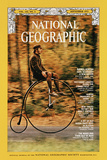 Cover of the September  1972 National Geographic Magazine