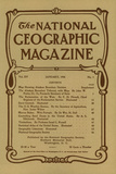 Cover of the January  1904 National Geographic Magazine