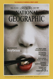 Cover of the July 1987 Issue of the National Geographic Magazine
