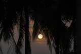 Moonrise in Luang Prabang  Laos