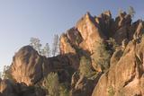 Hawkins Peak Along the High Peaks Trail in Pinnacles National Park
