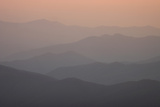 A View of Great Smoky Mountains National Park from Clingman's Dome