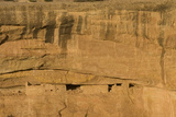 Ruins of a Cliff Dwelling  Sunset House  in Mesa Verde National Park
