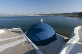 A View of Ai Yiannis Bay from the Roof of Ai Yiannis Detis Monastery