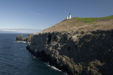 The Anacapa Lighthouse on Anacapa Island in Channel Islands National Park