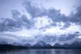 Jackson Lake and the Teton Range in Grand Teton National Park