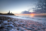 Sunrise at Montauk Point Lighthouse