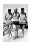 Women's Swimwear  1928