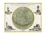 Northern Celestial Planisphere  1777