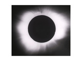 Solar Eclipse with outer Corona