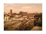 Roman Forum  1890s