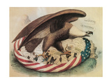 The Eagle's Nest  1861