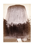 Devils Tower  1887