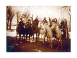 Native American Indian Tribal Leaders  1900