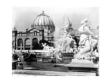 Fountain Coutan and Palace of Fine Arts  1889
