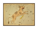 Lynx and Telescopium Herschelii  1825