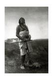 Slow Bull  Ogala Sioux Medicine Man  1907