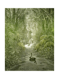 Adam and Eve and Snake by Dore