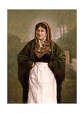 Irish Colleen  1890s