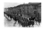 WWI  French POW's