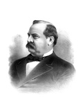 Governor Grover Cleveland  1885