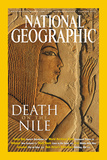 Cover of the October  2002 Issue of National Geographic Magazine