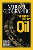 Cover of the June  2004 Issue of National Geographic Magazine