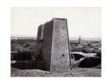 Temple of Horus at Edfu  1850's