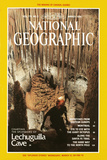 Cover of the March  1991 Issue of National Geographic Magazine