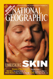 Cover of the November  2002 Issue of National Geographic Magazine