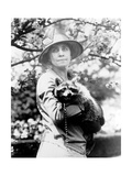 Presidential Pet  Mrs Coolidge with Rebecca