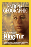 Cover of the June  2005 National Geographic Magazine