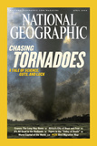 Cover of the April  2004 Issue of National Geographic Magazine