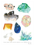 Crystal Specimen Chart 2