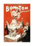 Bon Ton Burlesquers  1898