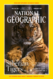Cover of the February  1997 National Geographic Magazine