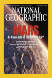 Cover of the January  2004 National Geographic Magazine