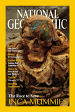 Cover of the May  2002 Issue of National Geographic Magazine