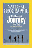 Cover of the March  2006 Issue of National Geographic Magazine