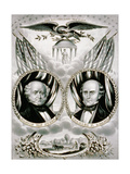 Presidential Campaign Banner  1848