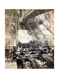 Eiffel Tower Machinery  1890's