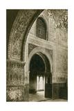 Sala de las dos Hermanas  Alhambra