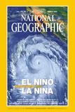 Cover of the March  1999 Issue of National Geographic Magazine