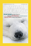 Cover of the December  2000 Issue of National Geographic Magazine