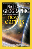 Cover of the December  2004 Issue of National Geographic Magazine