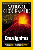Cover of the February  2002 Issue of National Geographic Magazine
