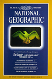 Cover of the March  1984 National Geographic Magazine