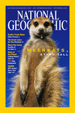 Cover of the September  2002 Issue of National Geographic Magazine